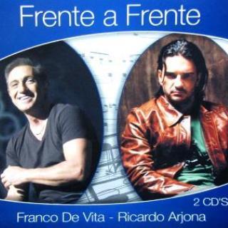 Frente a Frente Franco De Vita Ricardo Arjona