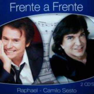 Frente a Frente Raphael Camilo Sesto