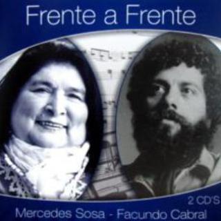 Frente a Frente Mercedes Sosa Facundo Cabral