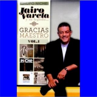 Gracias Maestro Grupo Niche