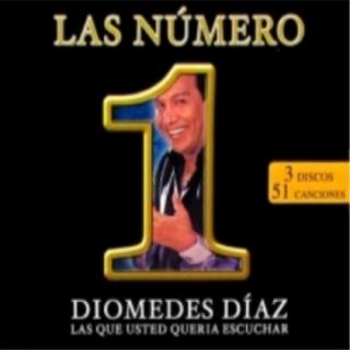 Diomedes Diaz - Los Numero 1