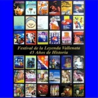 Festival de la leyenda Vallenata 45 Años de Historia