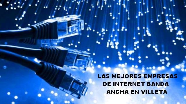 Internet Banda Ancha en Villeta.