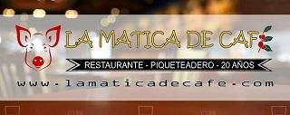 Imagen del Anuncio del Restaurante y Piqueteadero La Matica de Café.