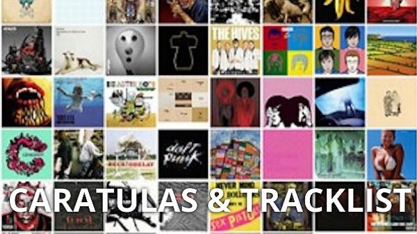 Banner Carátulas y Tracklist