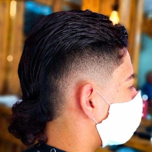 Interior de Elegance Barber Shop en Villeta