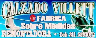 Banner de Fabrica de Calzado Villett en Villeta